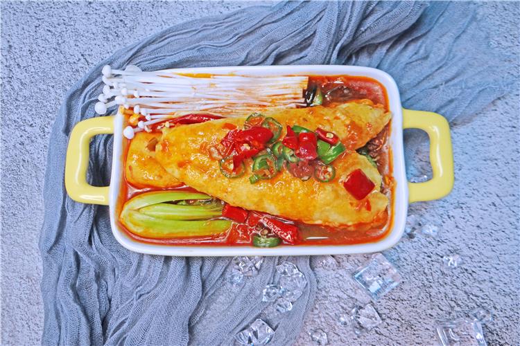 烤鱼饭餐品系列展示(一)